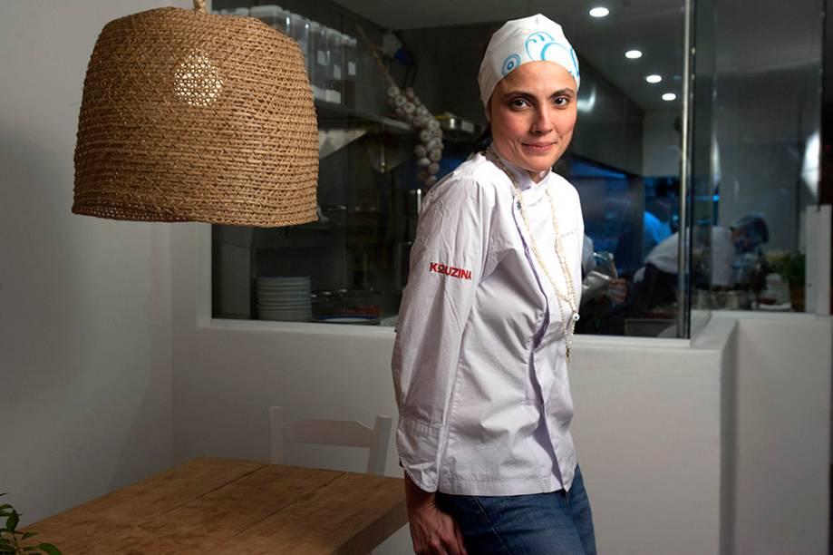 Chef Mariana Camargo Fonseca