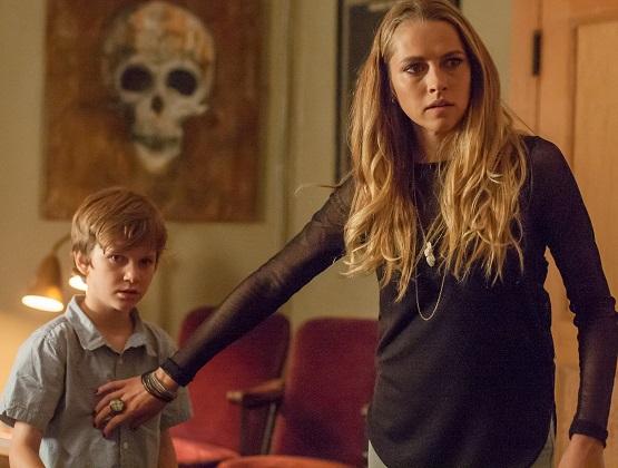 Rebecca precisa proteger Martin