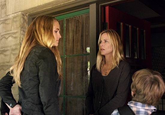 Rebecca, Sophie e Martin vidas ligadas a uma entidade assustadora