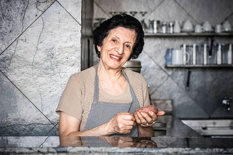 Personalidade Gastronômica: Alice Maatouk não desgruda do fogão um único dia