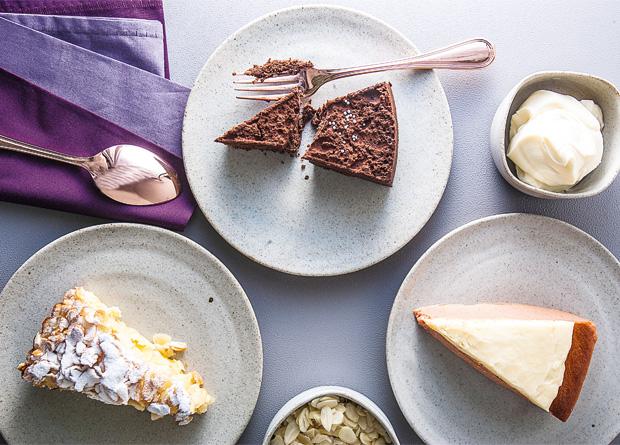 Sem excesso de açúcar, as tortas aqui valorizam os sabores das frutas