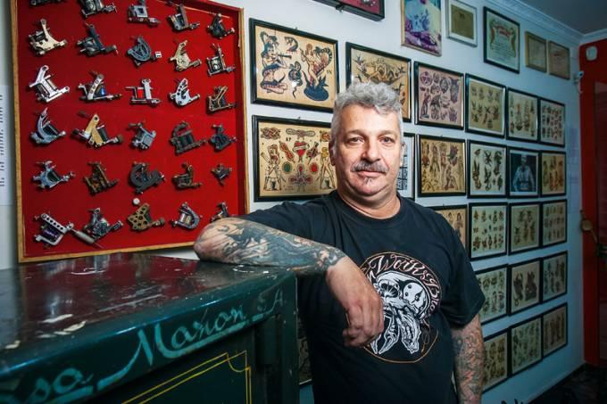 Polaco – Museu da Tatuagem