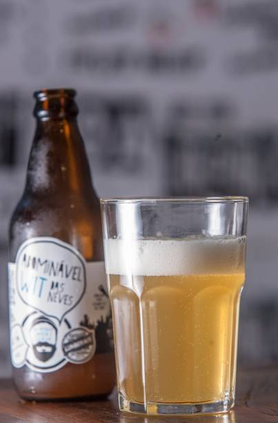 A witbier Abominável Wit das Neves