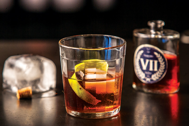 O negroni: da garrafa para o copo