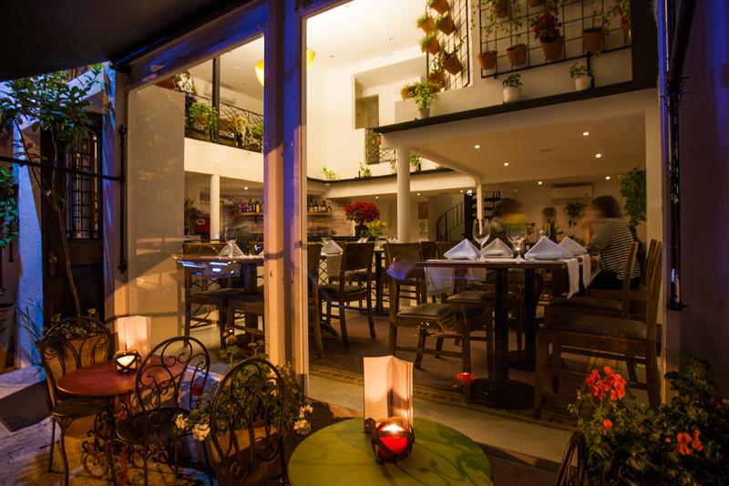 Pina: casa de cozinha italiana aberta por Riccardo Rossi