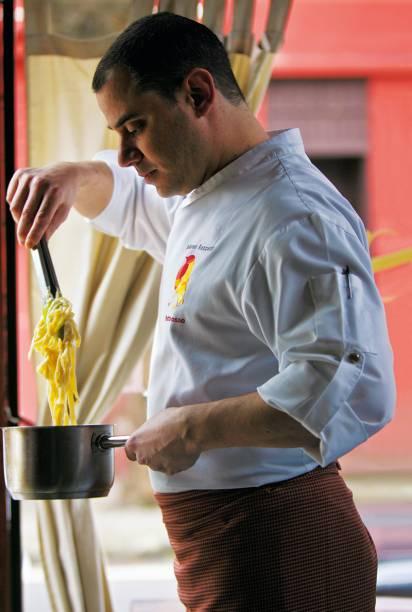 Marco Renzetti: chef autodidata conquista o paladar com pratos ao estilo romano