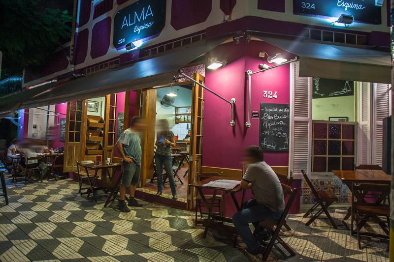 Alma Esquina: nova casa do chef Ivan Achcar