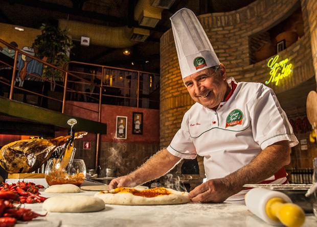 Silva: um blend de farinhas italiana e nacional