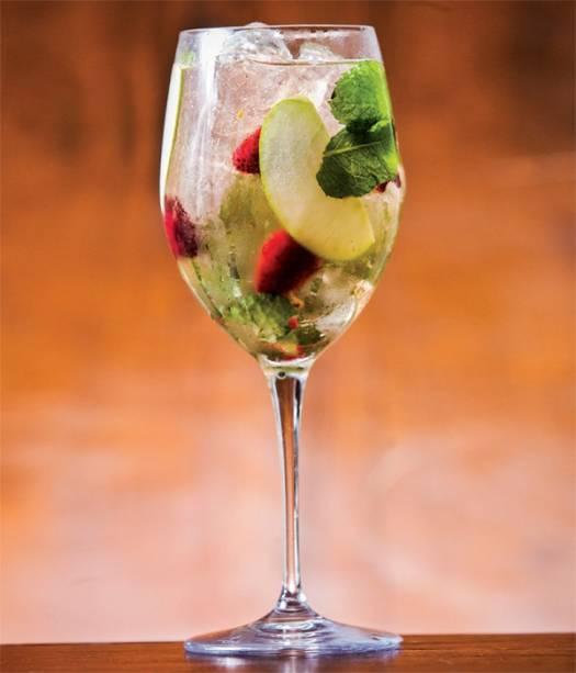 Chéri gin n' tonic