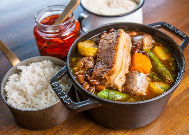 Esquina Mocotó: pratos sertanejos