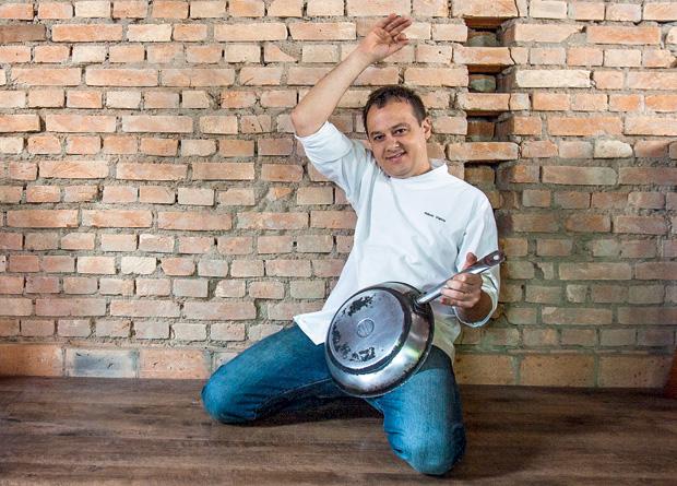 Fábio Vieira: da banda de reggae ao fogão, paixão pela cozinha brasileira