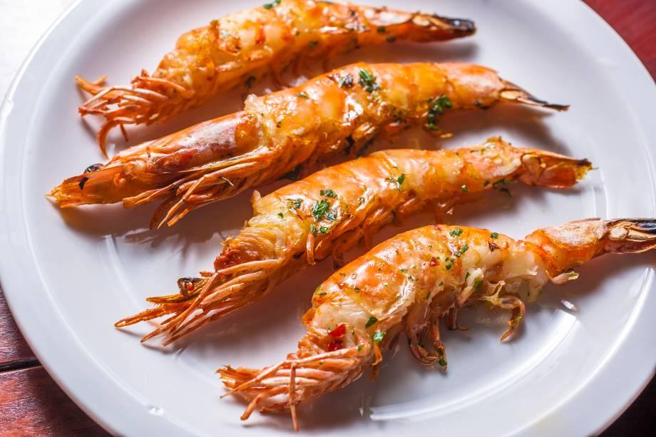 Festival Ceagesp de Pescados e Frutos do Mar: o camarão pistola é a melhor opção