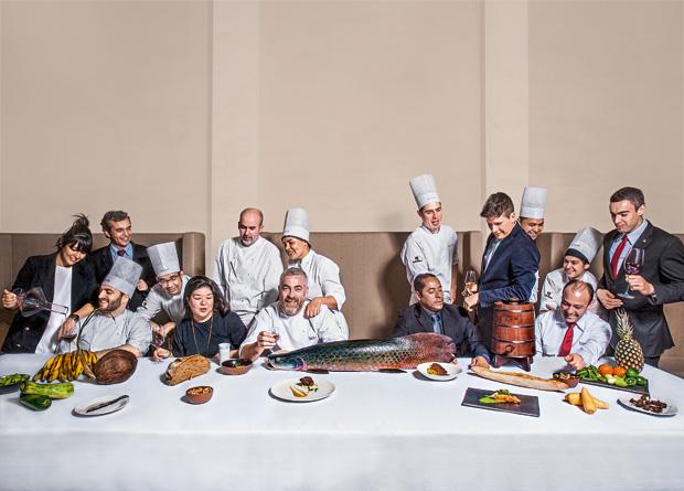 D.O.M.: o melhor contemporâneo, equipe afiada de cozinha e salão