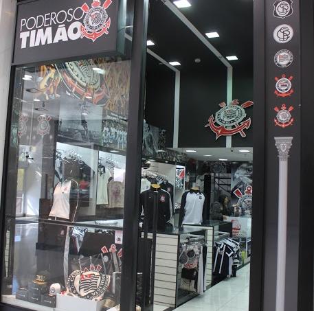 Loja Corinthians – Shopping Metrô Itaquera