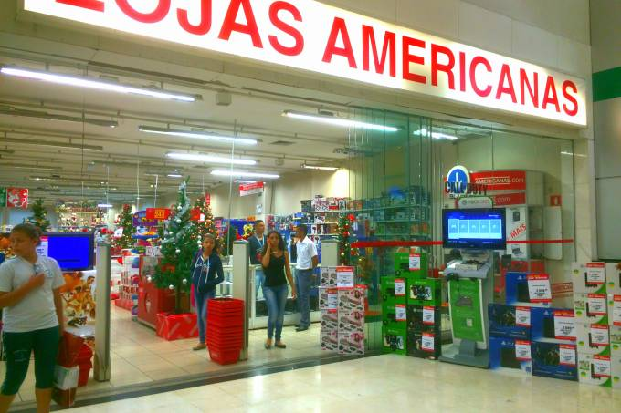 Shopping Aricanduva – Americanas