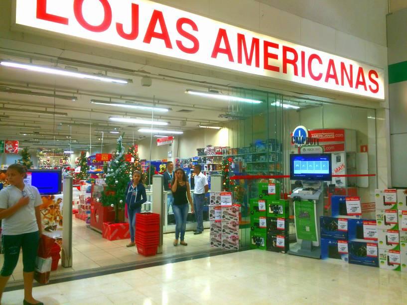 Lojas Americanas no Shopping Aricanduva