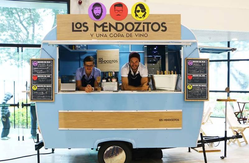 Los Mendozitos: bar itinerante de vinhos produzidos na região de Mendoza