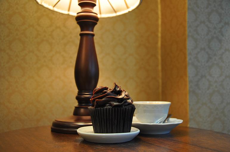 Cupcake da Made By Nina: aconchegante doceria de Moema