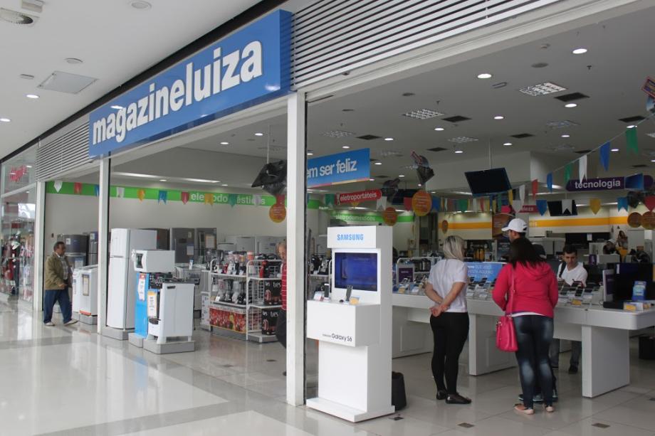 Magazine Luiza - Shopping Metrô Itaquera
