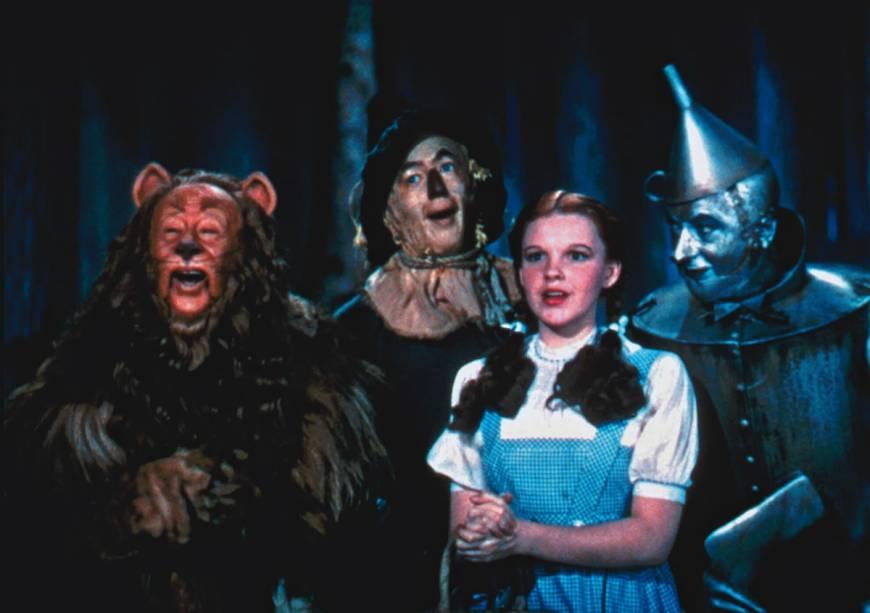 O Mágico de Oz (1939): direção de Victor Fleming