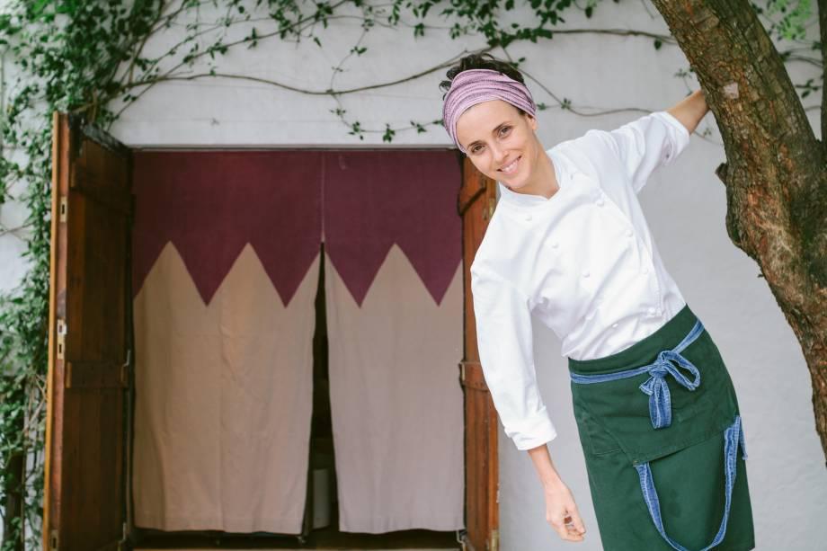 Cada vez mais a assinatura da chef Helena Rizzo toma conta do menu, após o fim da parceria com o ex-companheiro Daniel Redondo