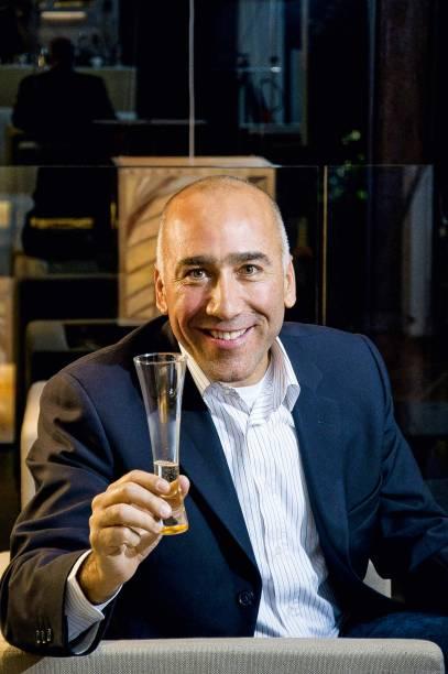 Marcelo Fernandes, dono do restaurante Attimo