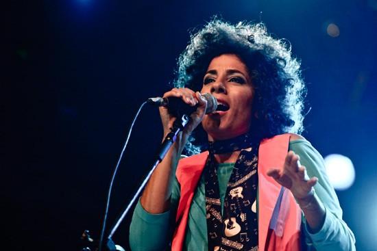 A cantora baiana: Márcia Castro