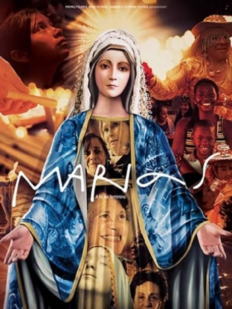 Pôster do documentário Marias