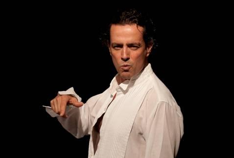 O protagonista: cara a cara com o assassino, Lorca repassa 38 anos de vida
