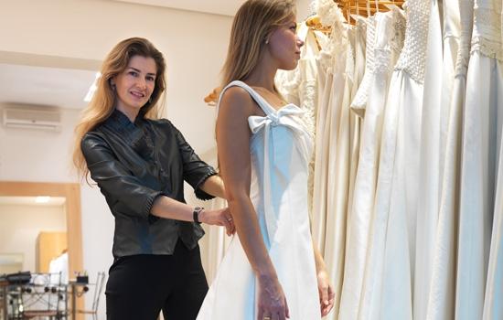 Marie Toscano – vestido de noiva