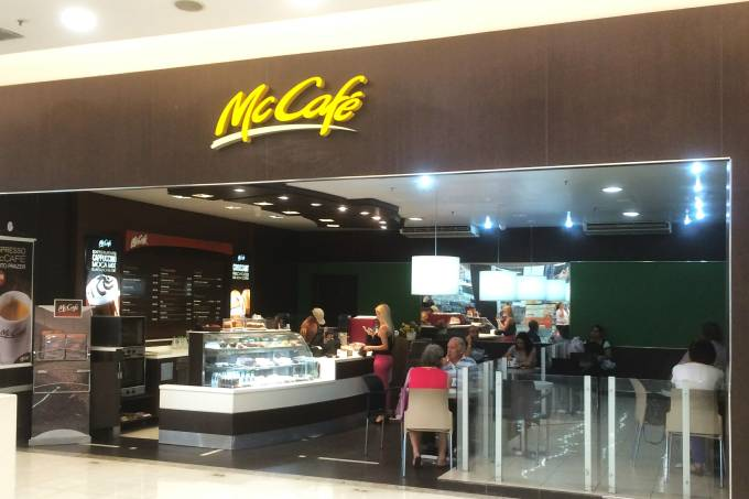 Shopping Aricanduva – MCDonalds