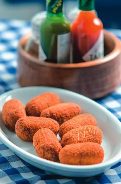 Croquetes de cenoura