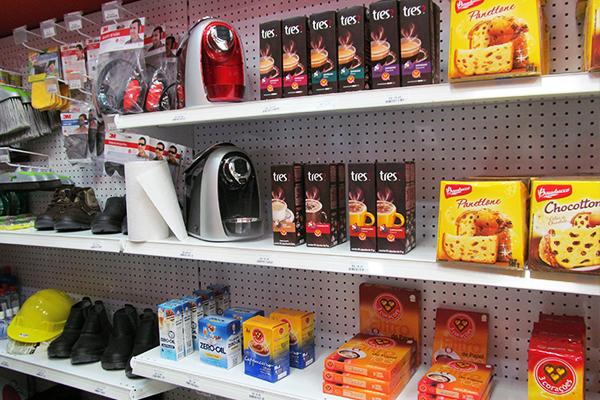 De canetas a mercearia: produtos para suprir necessidades de escritórios