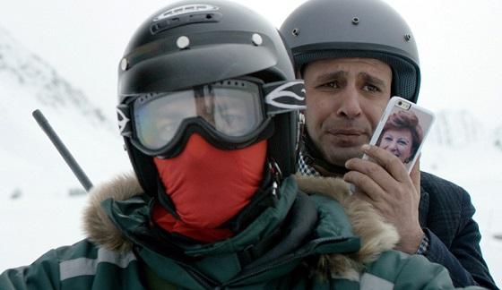 Checco é transferido para o Pólo Norte