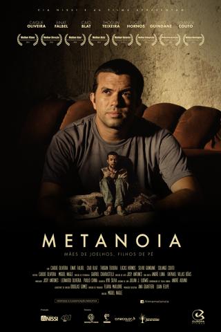 Metanóia: pôster
