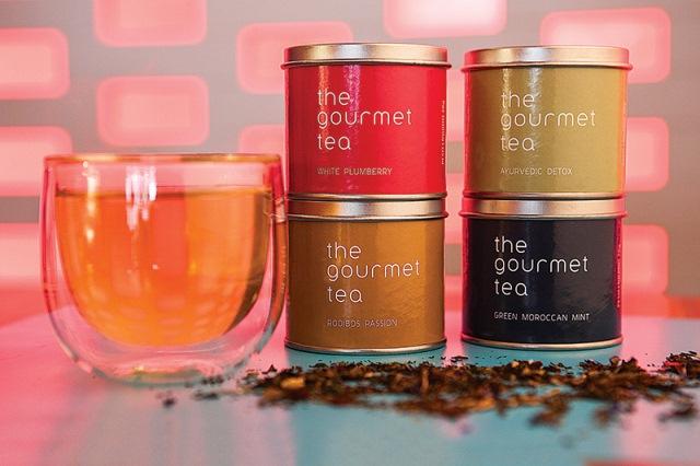 The Gourmet Tea