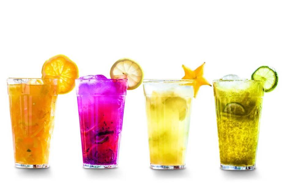 Limonada em múltiplas opções
