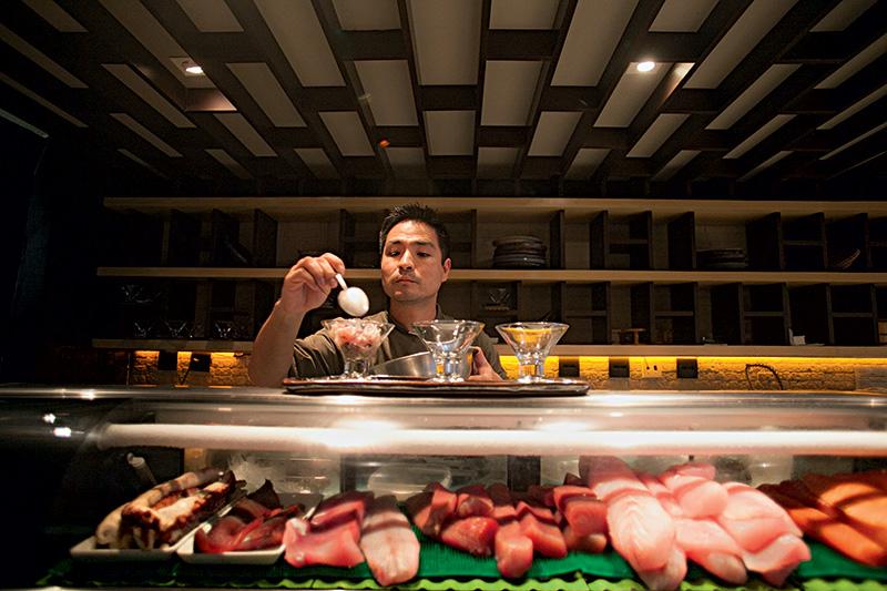 Novo chef do Peru: o cozinheiro Carlos Alata assume os fogões do concorrido Osaka e amplia o cardápio com receitas de sua criação