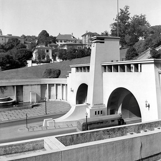 O Mirante 9 de Julho reabre após setenta anos fechado