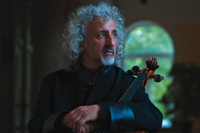 Mischa Maisky e Orquestra Jovem da Filarmônica de Israel