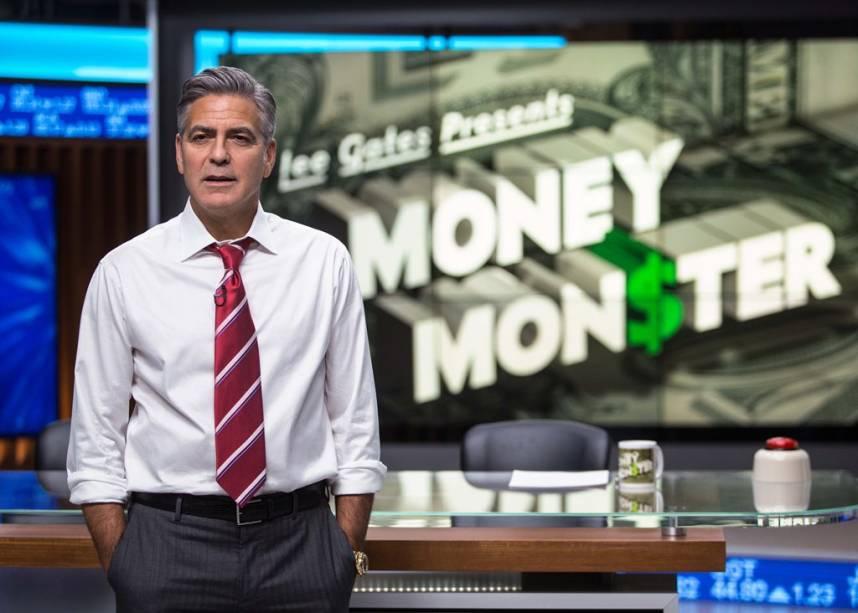 Jogo do Dinheiro: o ator George Clooney