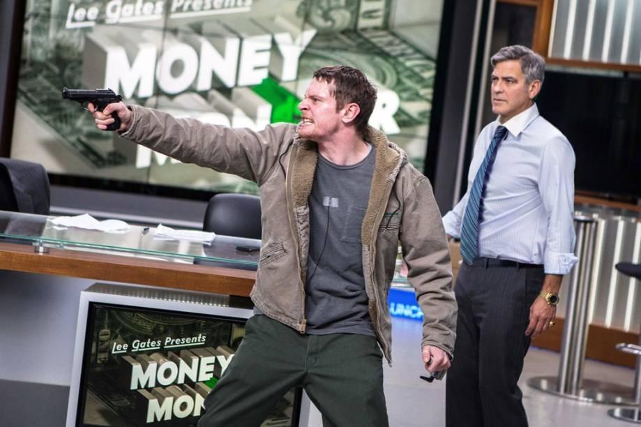 Jogo do Dinheiro: o ator Jack O'Connell