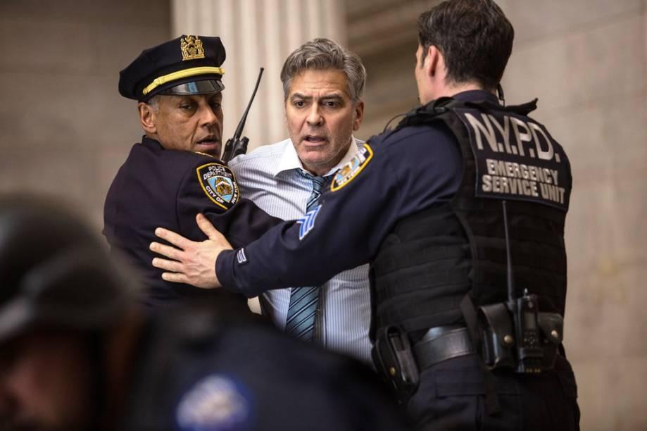 Jogo do Dinheiro:George Clooney vive uma celebridade da TV norte-americana