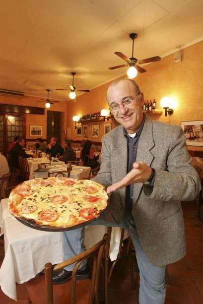 Wanderley Del Picchia Zanoni: neto de italianos e dono da Monte Verde