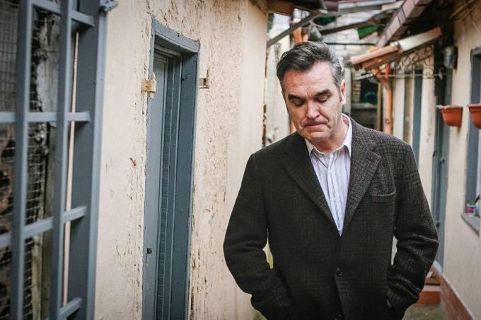 Morrissey, cantor inglês