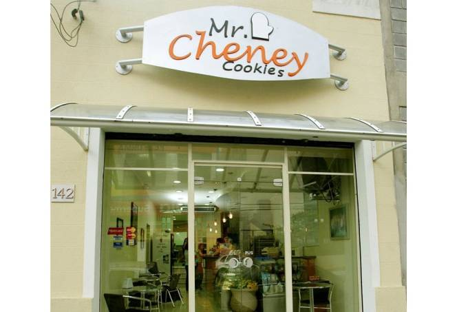 Mr. Cheney na Casa Verde