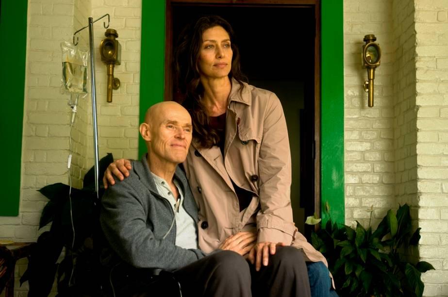 Meu Amigo Hindu: após descobrir sua doença, Diego casa-se com sua mulher de muitos anos