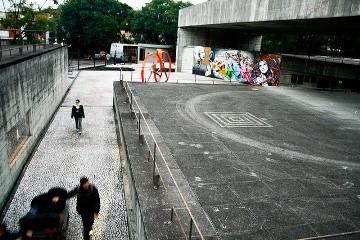 Museu Brasileiro da Escultura (MuBE), de Paulo Mendes da Rocha