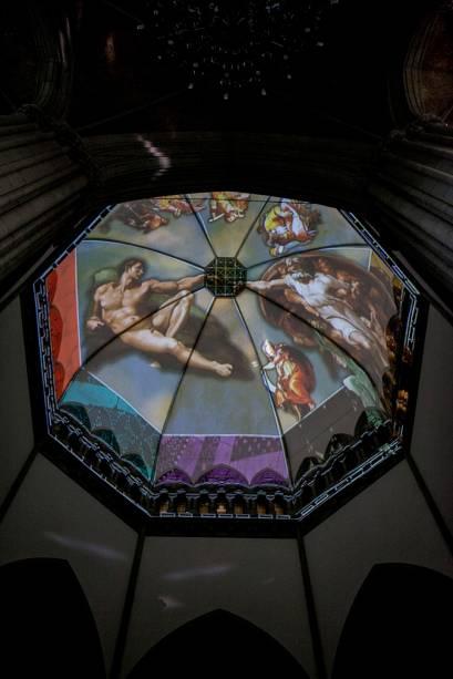 Natal Iluminado - Catedral da Sé