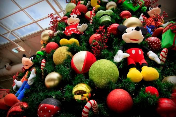 Decoração de Natal Shopping Jardim Sul